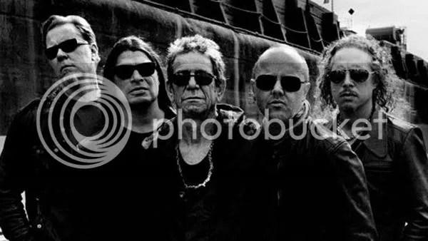 Lou Reed & Metallica