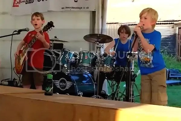 Metallica Mini Band
