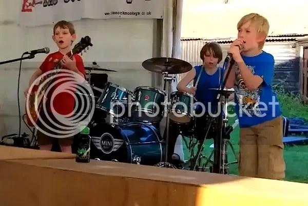Metallica Mini Band