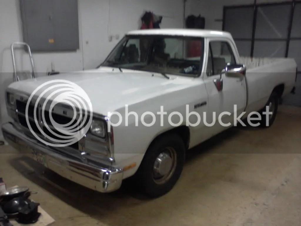 1991 Dodge Ram Sel Truck
