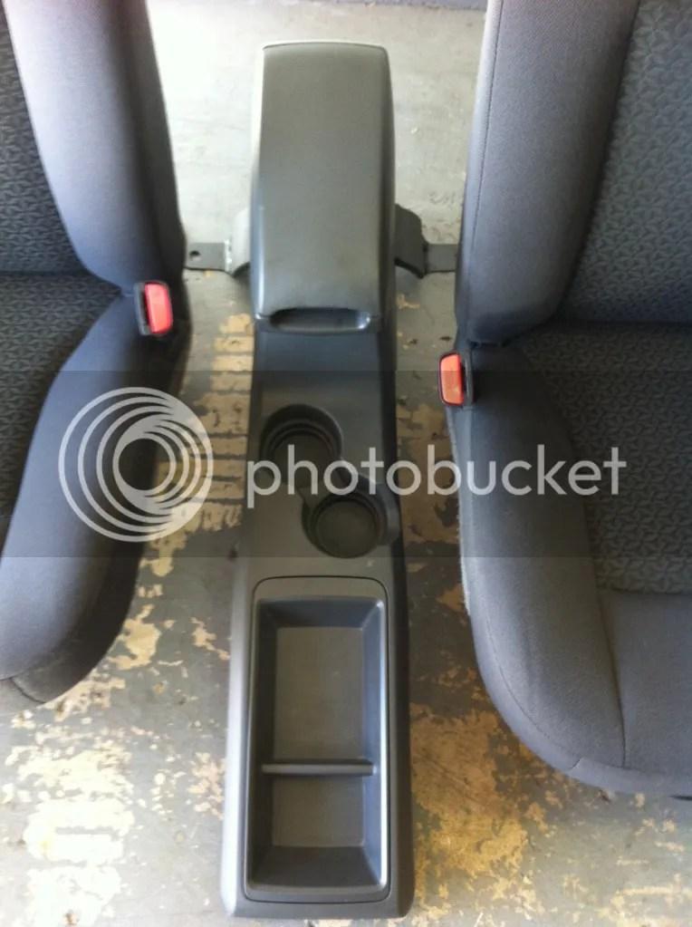 Bucket Seats Amp Center Console Chevy Colorado Amp Gmc Canyon