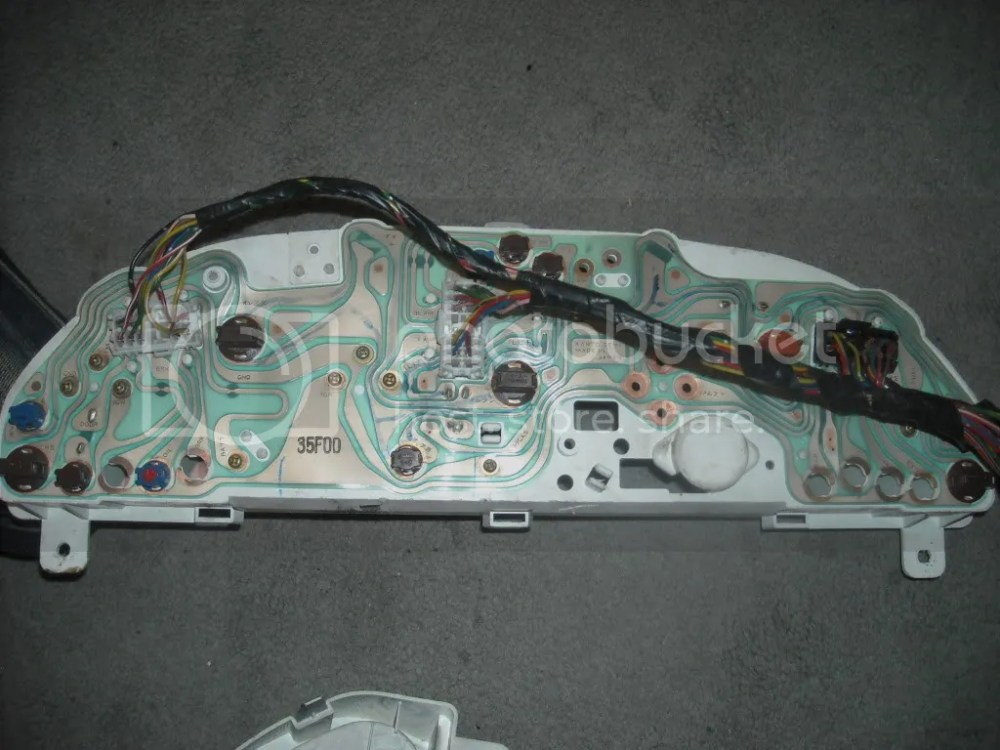 medium resolution of re how to fix s13 wiring for gauge cluster custom gauges