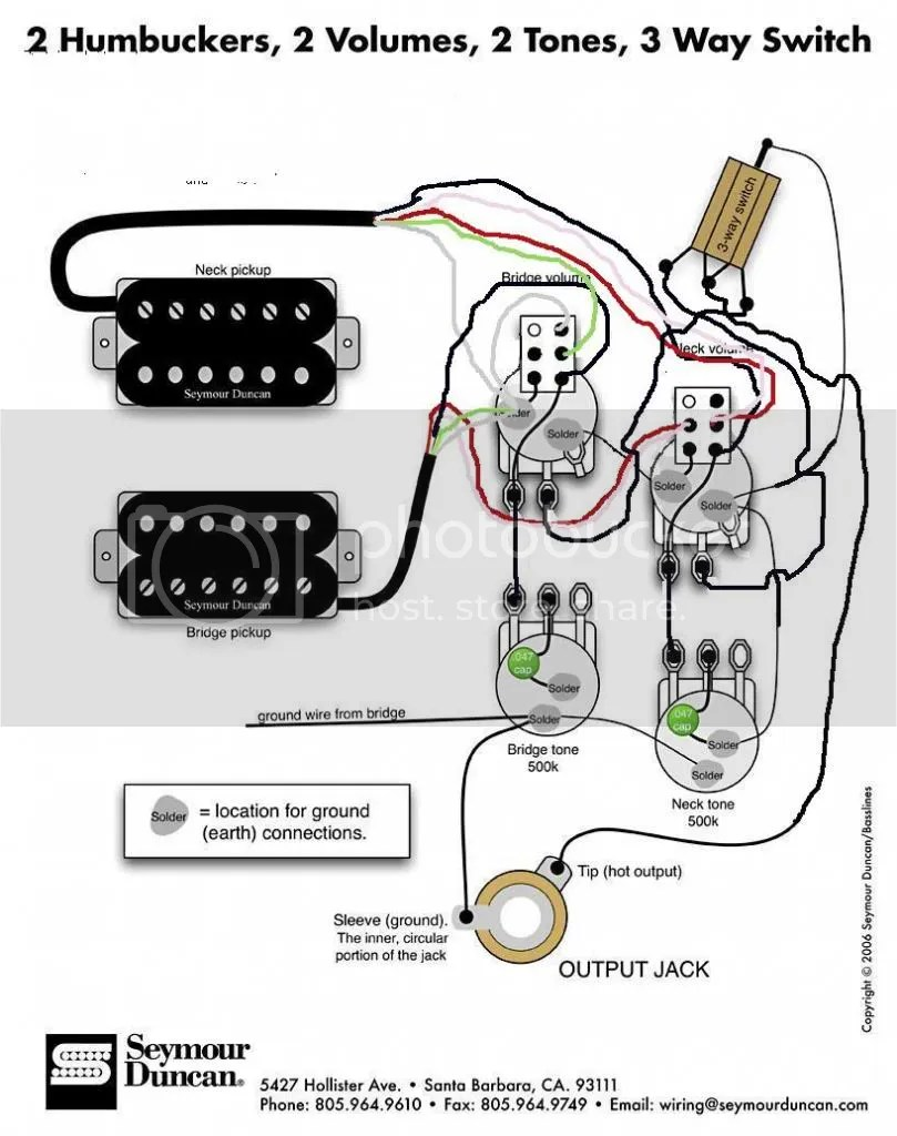 Epiphone Probucker Wiring Diagram : 33 Wiring Diagram