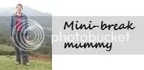 Minibreak Mummy