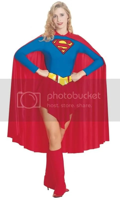 6 Best and 6 Worst Female Superhero Halloween Costumes ...