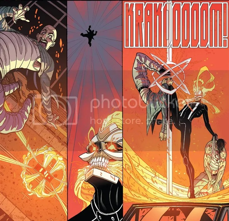 Hench-Sized Comic Book Reviews – 5/17/14