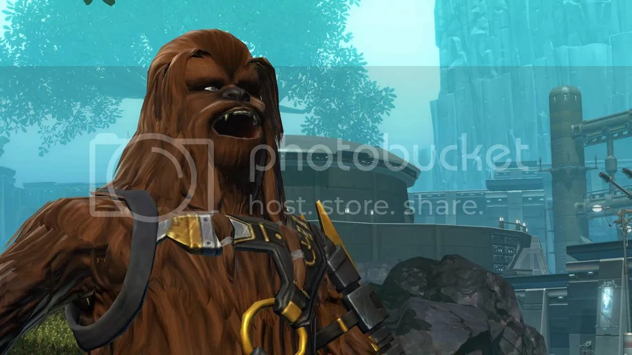 The 6 Coolest Wookiees Who Aren T Chewbacca Henchman 4 Hire Gungi was a wookiee jedi youngling who lived during the clone wars. the 6 coolest wookiees who aren t