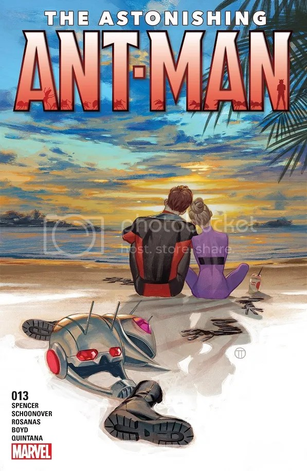 Ant-Man #13