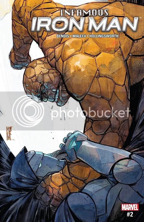 Infamous Iron Man #2