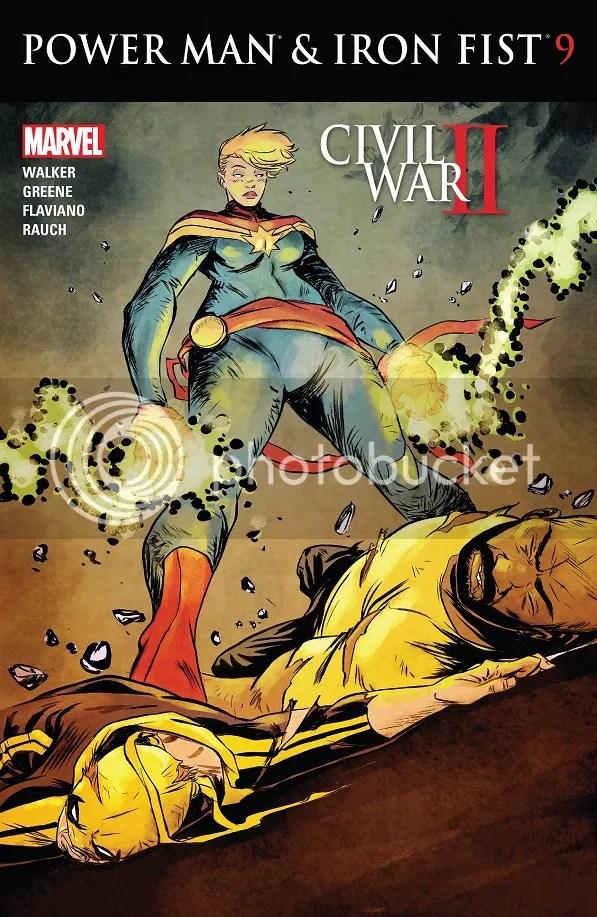 Power Man & Iron Fist #9