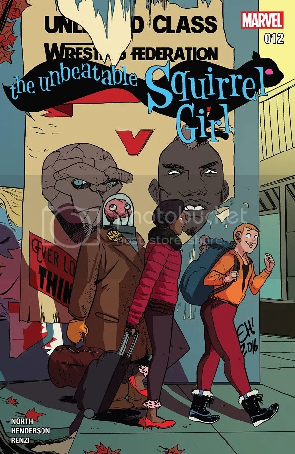 Squirrel Girl #12