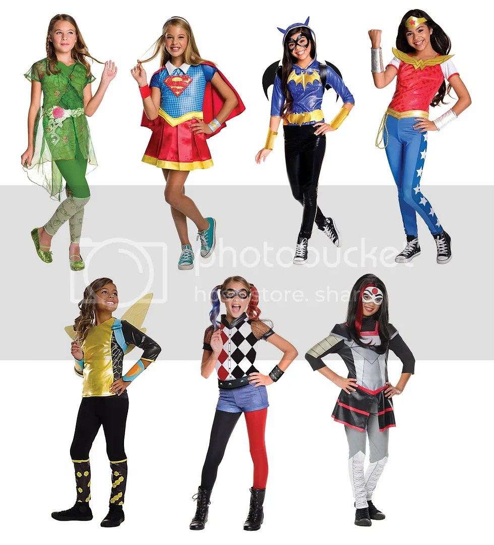 the last time i wrote a list of childrens costumes all girls costumes were grouped together as the no 1 worst choice they were just terrible