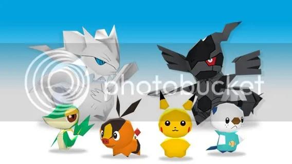 Así es, son juguetes de Pokemon
