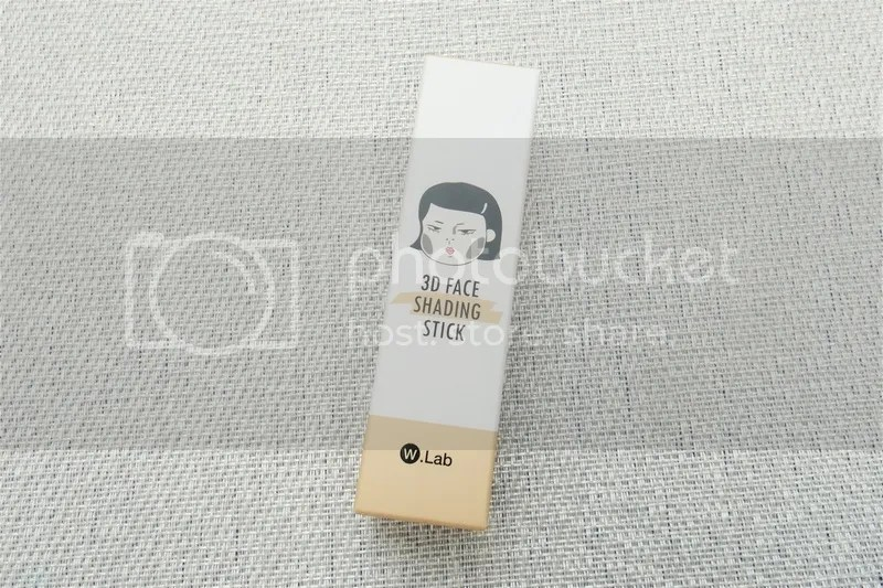 W-Lab 3D Face Shading Stick