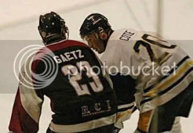 Great Hockey Fights Dvd