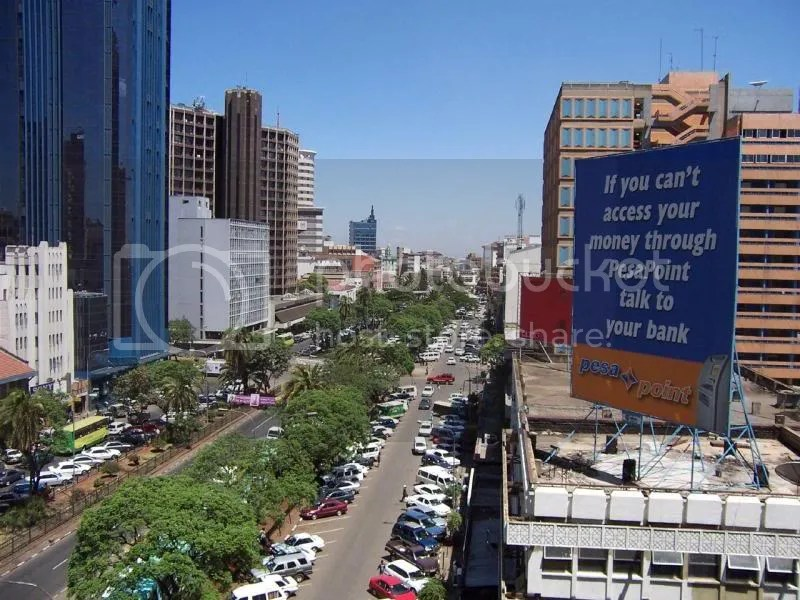 Special Edition: Nairobi Pictures (Kenya), A Beautiful East African City... (1/6)