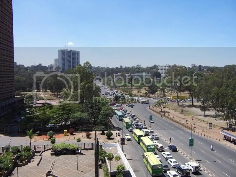 Special Edition: Nairobi Pictures (Kenya), A Beautiful East African City... (2/6)