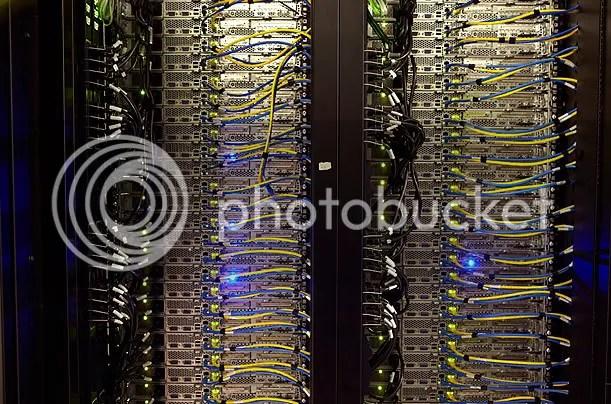 Inside A Facebook Server Farm... (3/6)