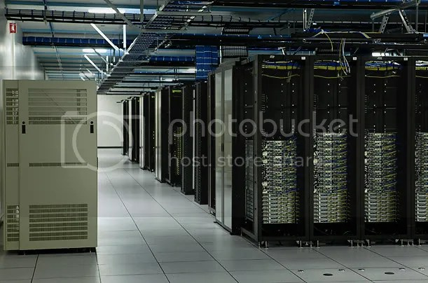 Inside A Facebook Server Farm... (4/6)