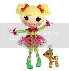 buy Lalaloopsy Holly Sleighbells 2011 Collector Doll