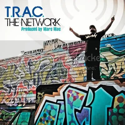 The Network-album cover