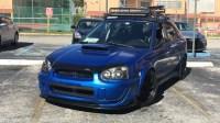 02-07 WRX Sedan [$$ effective] ROOF RACK / CARGO BASKET ...