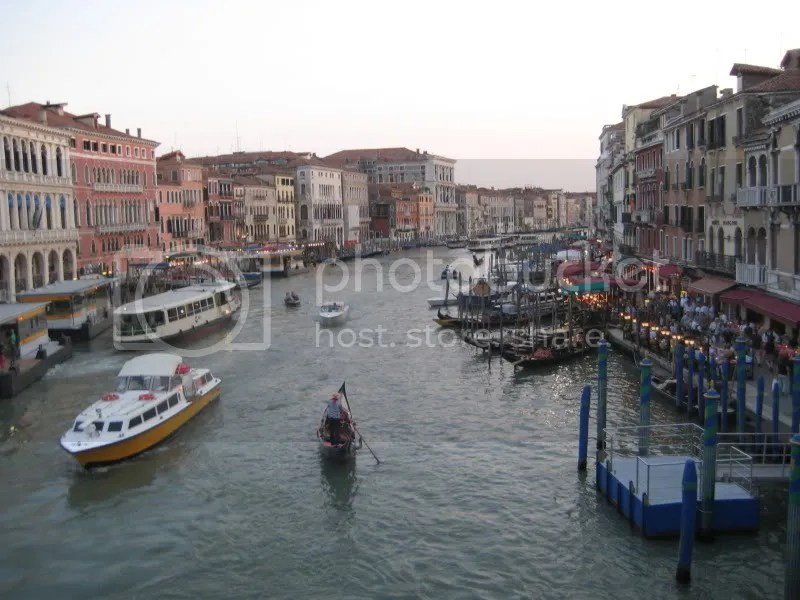 More pics in Venice!