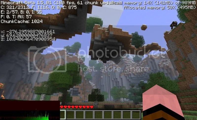 seed forever seeds minecraft
