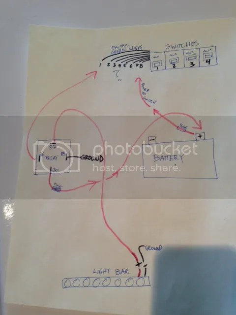help with upfitter pigtail wiring please  ford f150