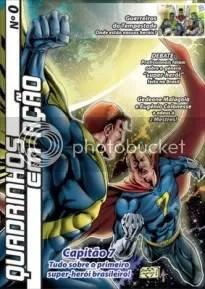 Quadrinhos em Ação #0