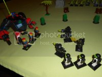 BrikWars Forums  View topic - Rumble in the Jungle: LET'S ...