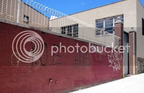 sacrilegious image graffity