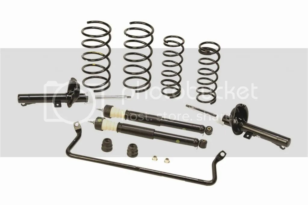 For Sale: New Ford Racing 2000-2005 Ford Focus Suspension