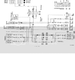 rogoman is correct there is more than one relay look at the wiring diagram from the service manual  [ 810 x 1024 Pixel ]