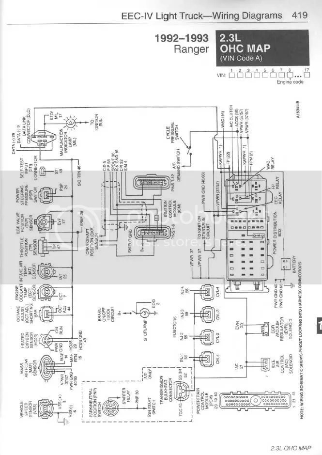 2 3 Ford Ranger Engine Diagram. Ford. Auto Parts Catalog