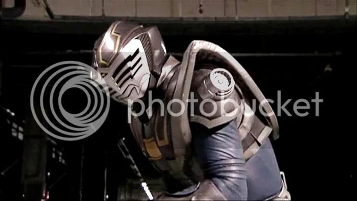 Kamen Rider Ohja Blank Tai