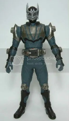 Kamen Rider Knight Blank Tai