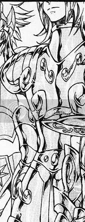 Capricorn no Gold Saint do Século XIII