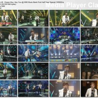 [Vid] 120629 CNBLUE - Dream Boy, Hey You @ KBS Music Bank Mid Year Special