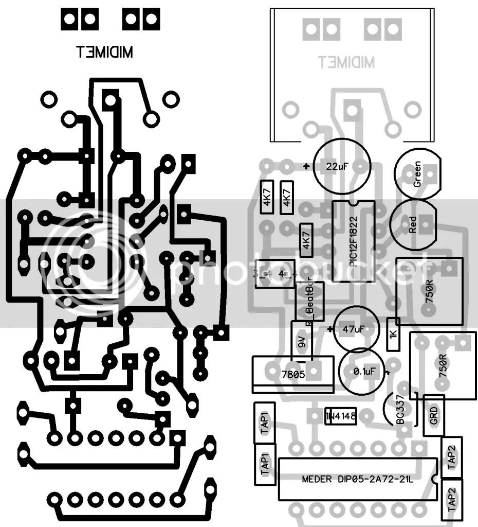 Slacker's midi clock metronome PLUS tap trigger (AKA