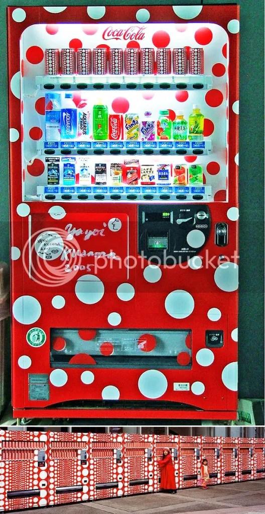 Coca Cola x Yayoi Kusama