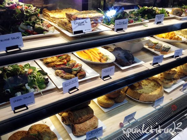 Dean and Deluca Food