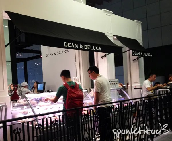 Dean and Deluca Charcuterie
