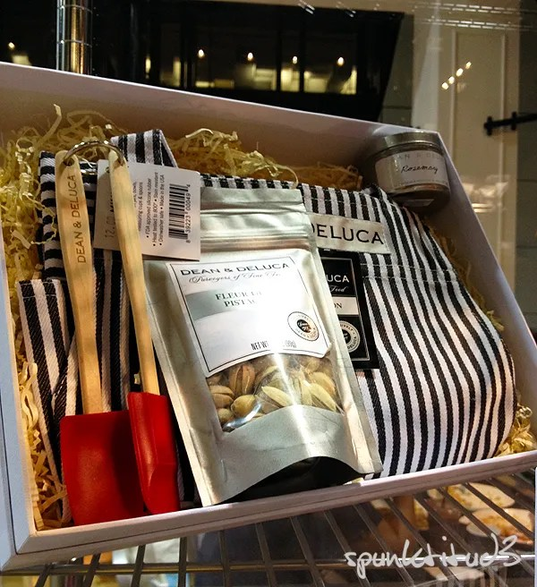 Dean and Deluca Gift Pack