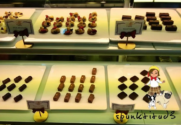 Au Chocolat - The Shoppes at Marina Bay Sands