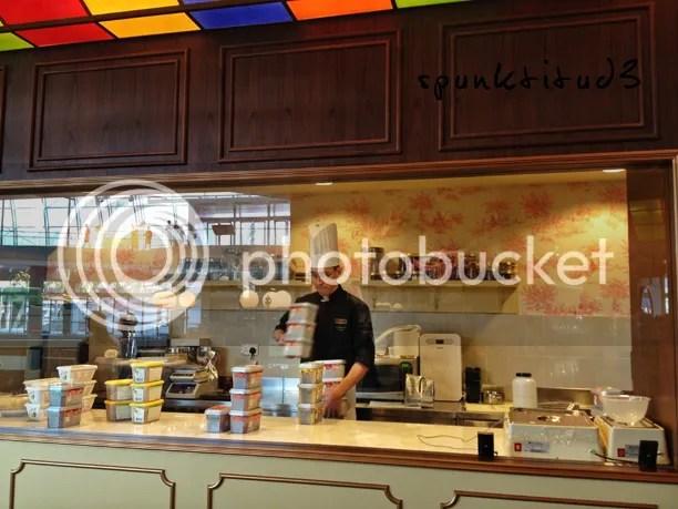 Au Chocolat - The Shoppes at Marina Bay Sands