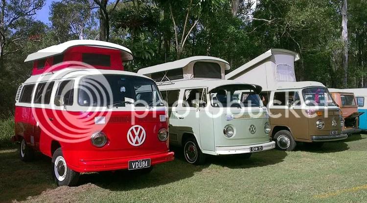 Kombi Rocks Volkswagen