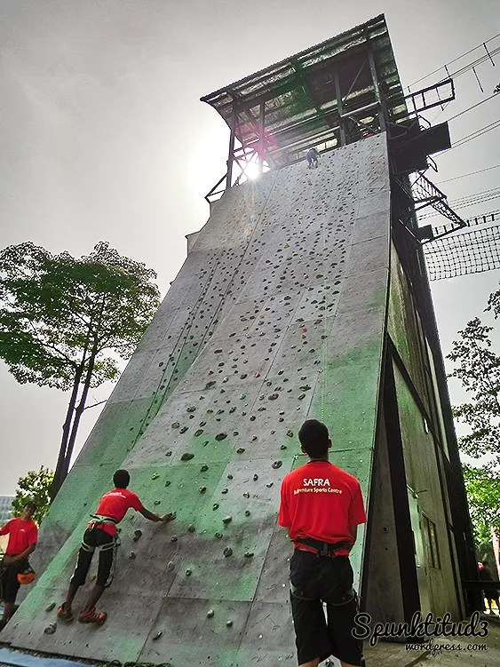 Day of Adventures at SAFRA Yishun
