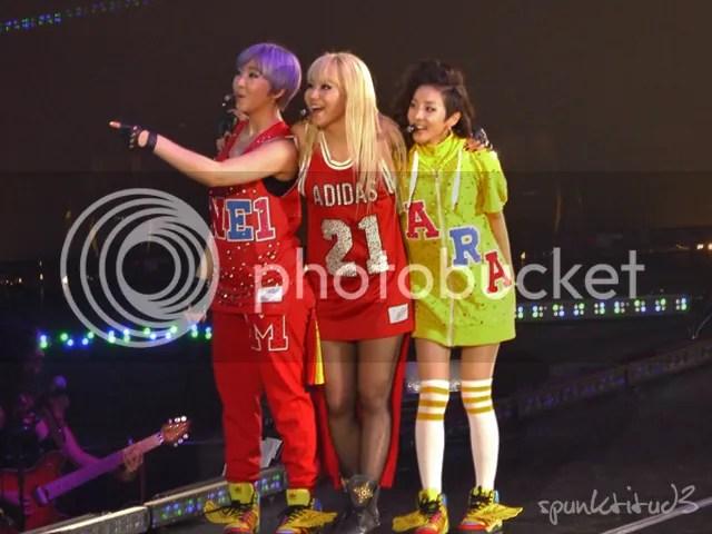 2NE1 New Evolution Global Tour