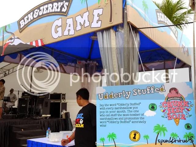 Ben & Jerry's Chunkfest 2012